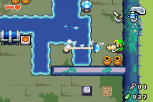 The Legend of Zelda: The Minish Cap Review - Screenshot 5 of 5
