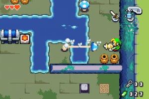 The Legend of Zelda: The Minish Cap Review - Screenshot 2 of 7