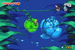 The Legend of Zelda: The Minish Cap Screenshot