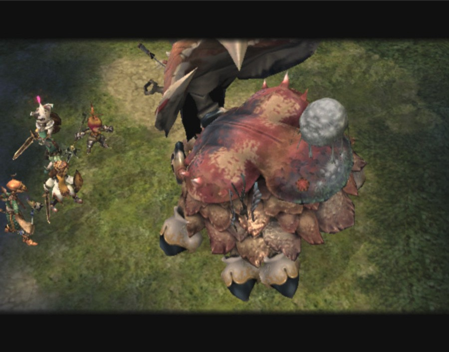 Final Fantasy: Crystal Chronicles Screenshot