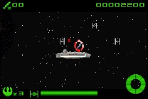 Star Wars: Flight of the Falcon Review - Screenshot 3 of 4