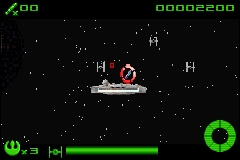 Star Wars: Flight of the Falcon Screenshot