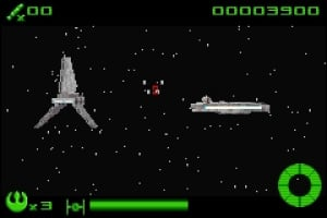 Star Wars: Flight of the Falcon Review - Screenshot 4 of 4