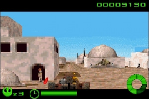Star Wars: Flight of the Falcon Review - Screenshot 2 of 4