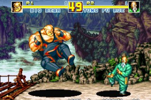Fatal Fury Special Screenshot