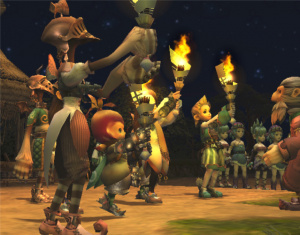 Final Fantasy: Crystal Chronicles Review - Screenshot 1 of 5