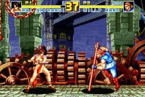 Fatal Fury Special Screenshot