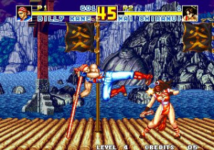 Fatal Fury Special Review - Screenshot 2 of 3
