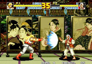Fatal Fury Special Review - Screenshot 1 of 2