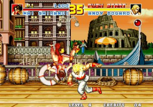 Fatal Fury Special Review - Screenshot 1 of 3