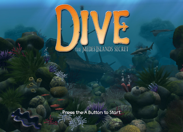 Dive: The Medes Islands Secret Screenshot