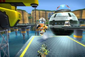 Jett Rocket Screenshot