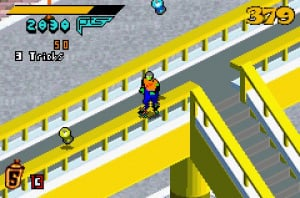 Jet Grind Radio Review - Screenshot 3 of 4