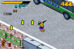 Jet Grind Radio Review - Screenshot 1 of 4