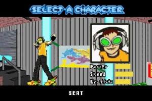 Jet Grind Radio Screenshot