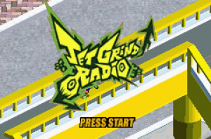 Jet Grind Radio Review - Screenshot 2 of 4