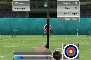 Triple Shot Sports Screenshot