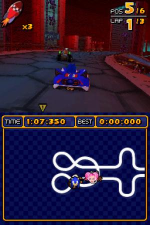 Sonic & SEGA All-Stars Racing Review - Screenshot 2 of 3