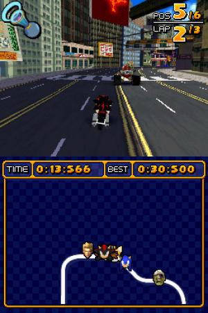 Sonic & SEGA All-Stars Racing Review - Screenshot 1 of 2