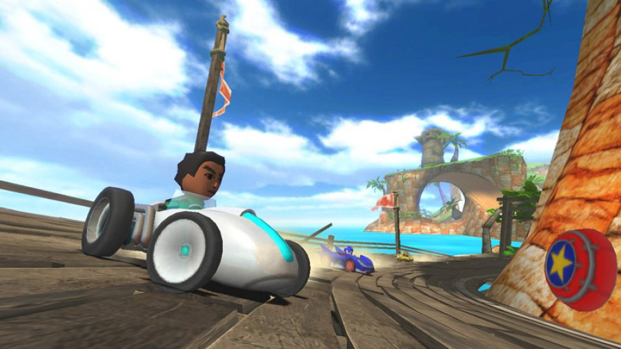 Sonic & SEGA All-Stars Racing Review - Screenshot 2 of 3