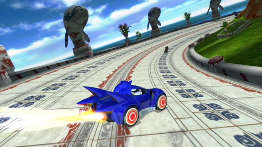 Sonic & SEGA All-Stars Racing Review - Screenshot 3 of 3
