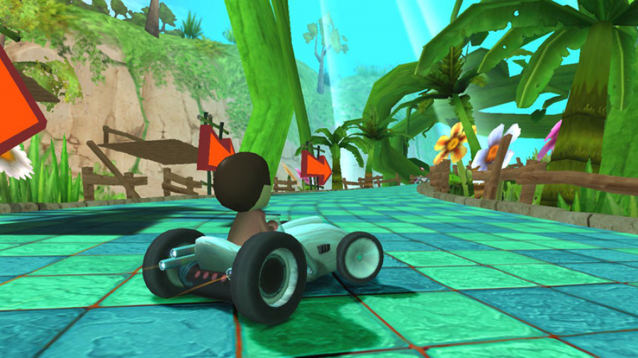 Sonic & SEGA All-Stars Racing Review - Screenshot 1 of 3