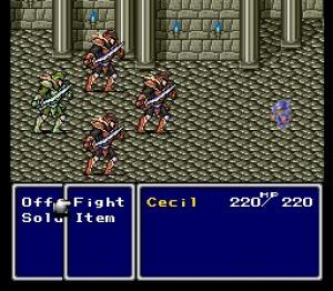 Final Fantasy II Review - Screenshot 3 of 4