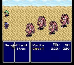 Final Fantasy II Review - Screenshot 4 of 4