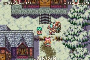 Seiken Densetsu 3 Screenshot