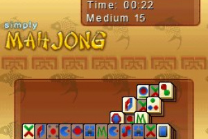 Simply Mahjong Screenshot