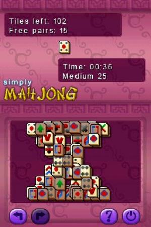 Simply Mahjong Review - Screenshot 2 of 2