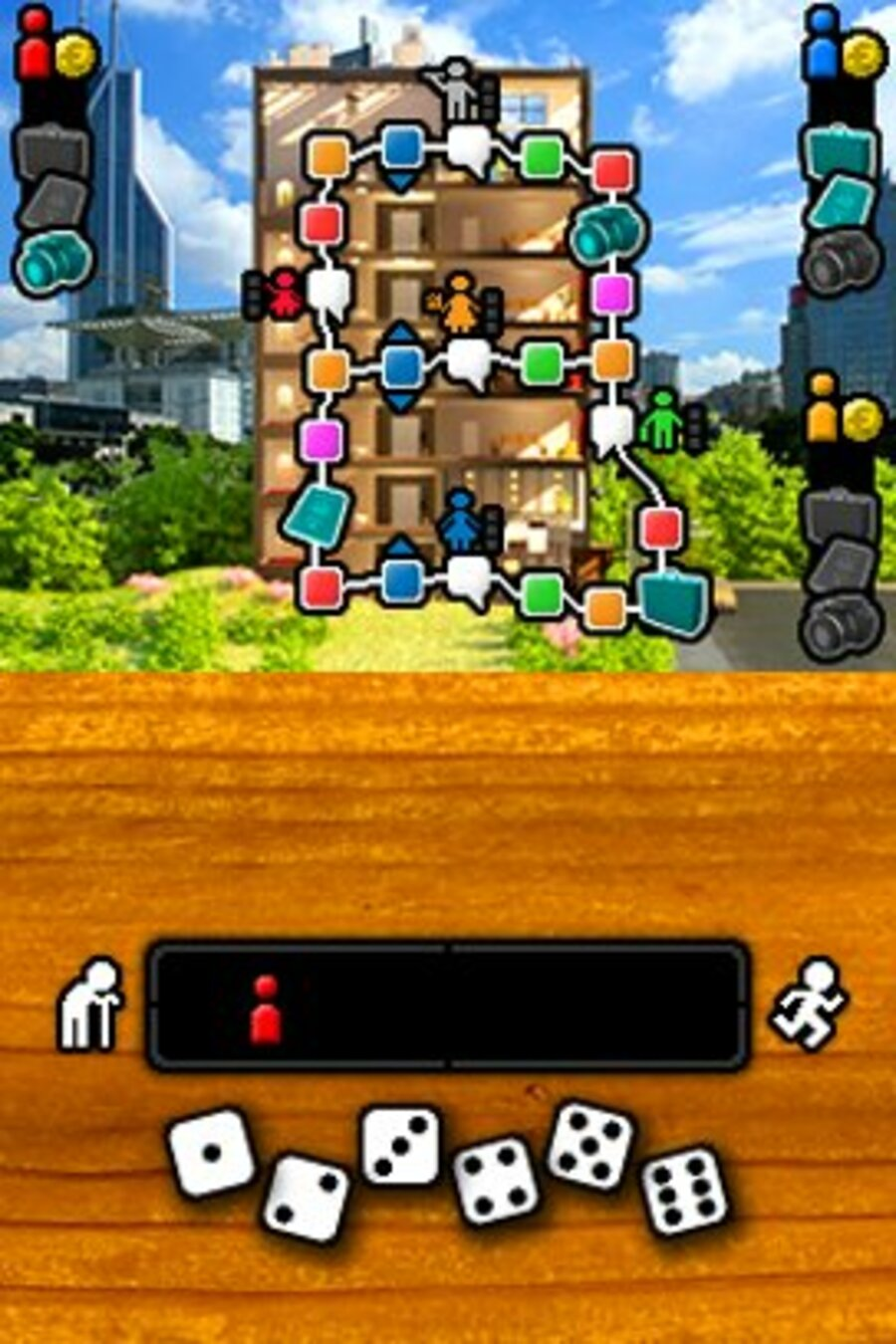 4 TRAVELLERS: Play Spanish Screenshot