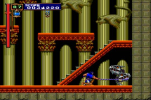Castlevania: Rondo of Blood Screenshot