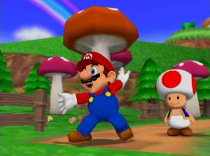 Dance Dance Revolution: Mario Mix Review - Screenshot 1 of 3