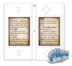 Flips: Percy Jackson Review - Screenshot 2 of 3