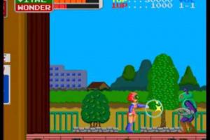 Wonder Momo Screenshot