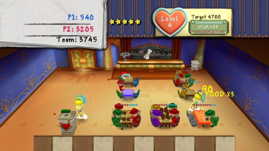 Diner Dash Screenshot