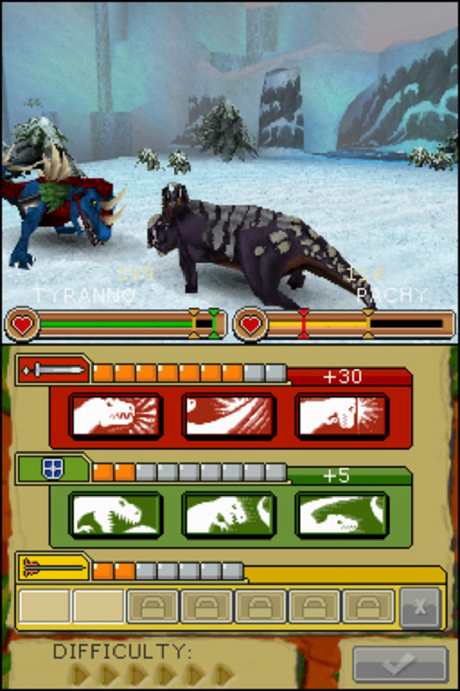 Combat of Giants: Dinosaurs - Fight for Survival Screenshot