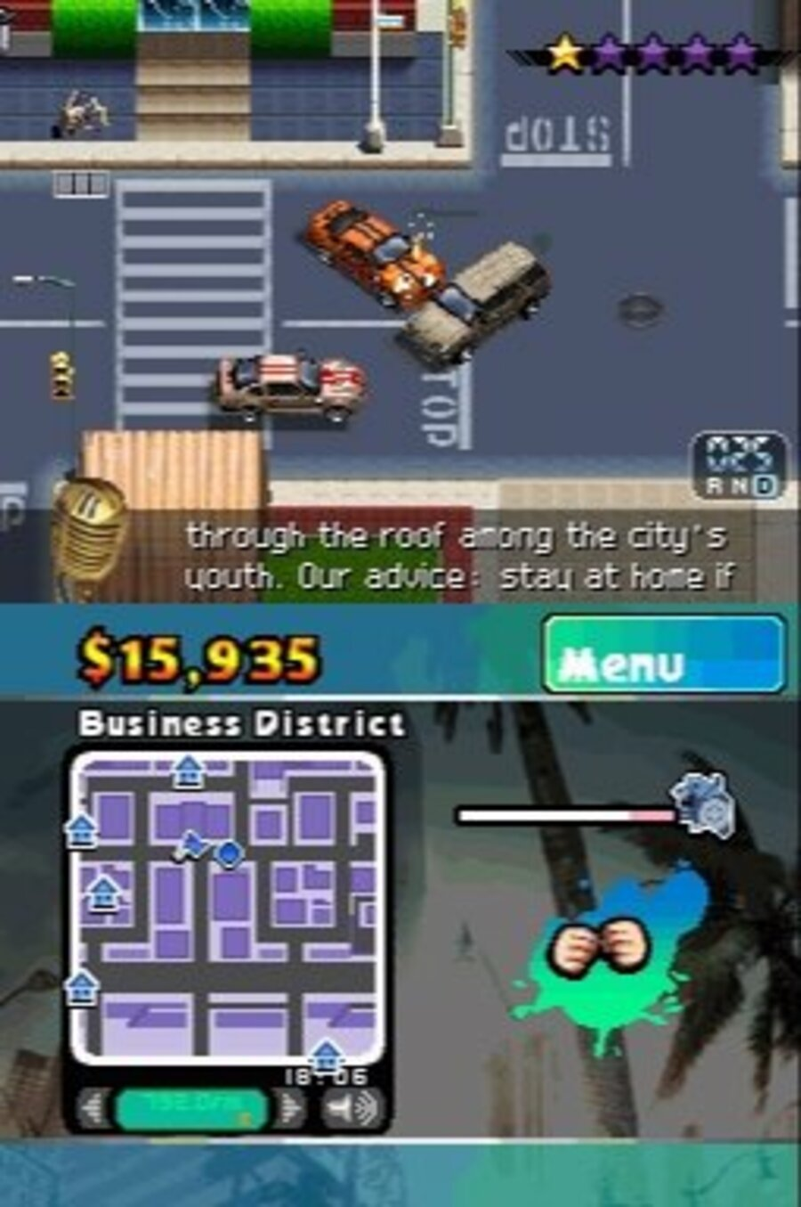 Gangstar 2: Kings of L.A. Screenshot