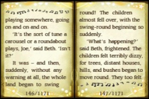 Flips: The Enchanted Wood Screenshot