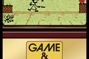 Game & Watch Chef Screenshot
