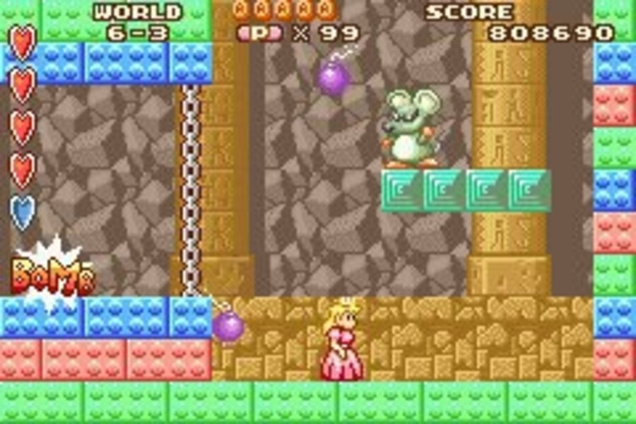 Super Mario Advance Screenshot
