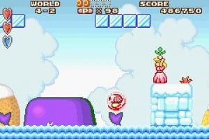 Super Mario Advance Review - Screenshot 1 of 3