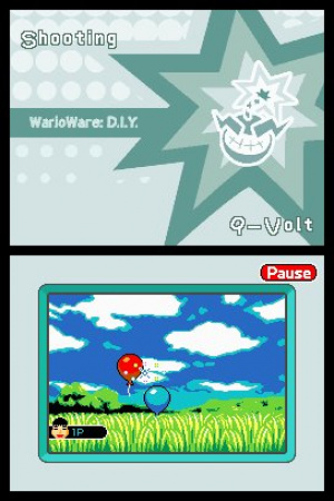 WarioWare: D.I.Y. Review - Screenshot 1 of 4