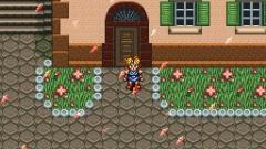 Illusion of Gaia Screenshot