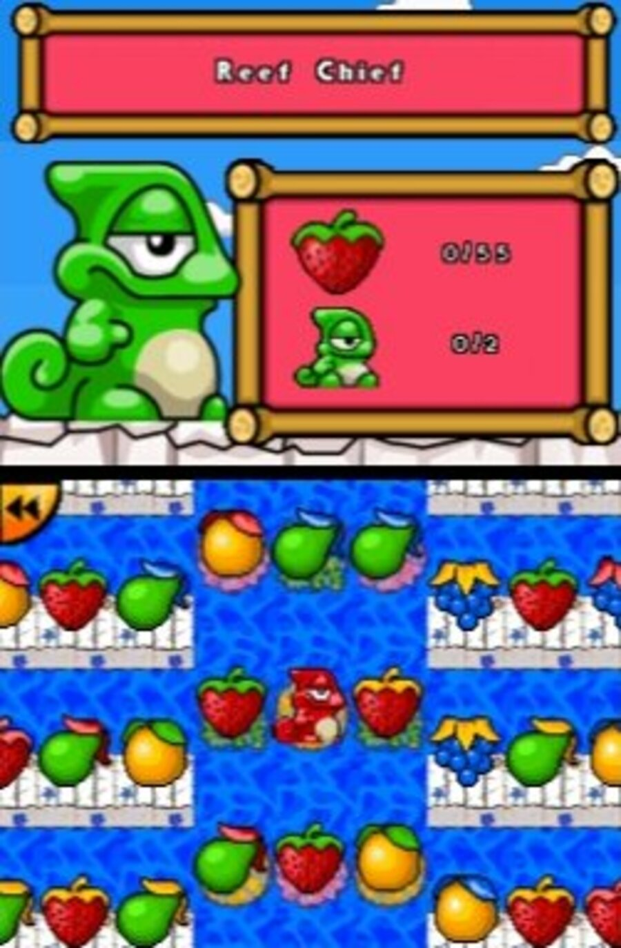 Super Yum Yum: Puzzle Adventures Screenshot