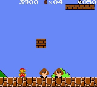 Super Mario Bros. Deluxe Screenshot