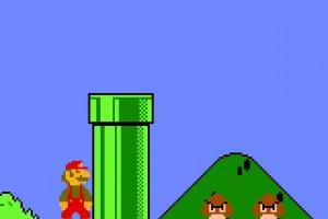 Super Mario Bros. Deluxe Screenshot