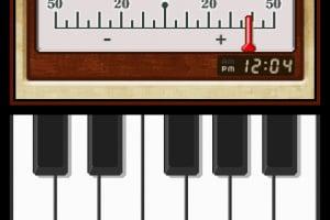 Nintendo DSi Instrument Tuner Screenshot