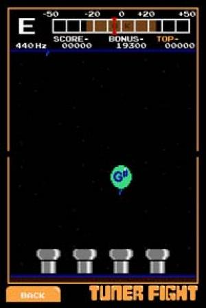 Nintendo DSi Instrument Tuner Review - Screenshot 2 of 2